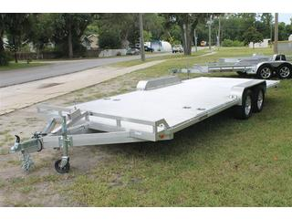 Used Aluminum Car Hauler