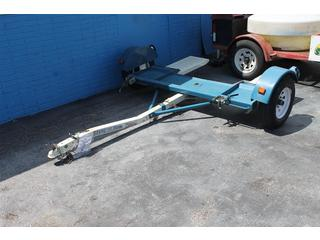 used tow dolly with straps