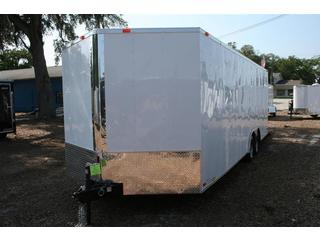 trailer for sale Continental Cargo Enclosed T/A Cargo Trailer