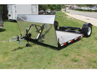 Tandem Tow Dolly with 3 Ramps