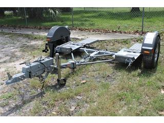 Used Tow Dolly with Spare