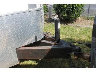 Used Car Trailer with E-tracks