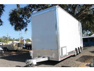 Stacker Trailer with Super Stock Package