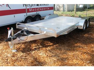 Car Hauler with 6 inch Front Rail