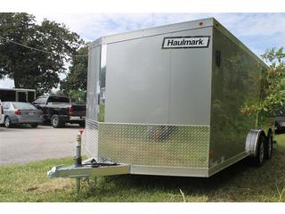 Motorcycle Trailer with Aluminum Construction