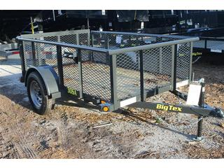 Utility Trailer with ENEX Sides