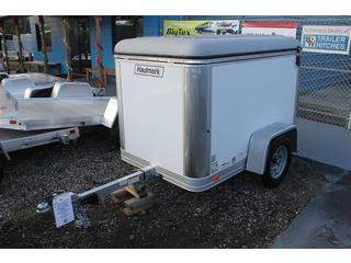 Flex Cargo Trailer with Thermo-Polymer Roof