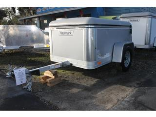 Haulmark Flex with Right Hand Rear Door