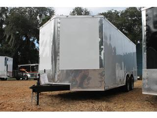 Car Hauler with Beavertail Floor