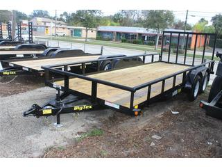 Pipe Utility Trailer with 4 ft Ramp